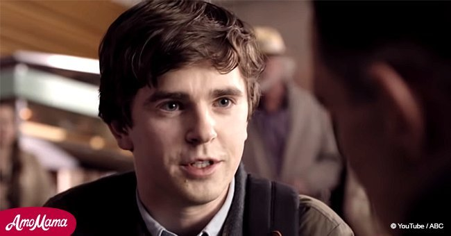 People are floored about where they know the 'Good Doctor' from