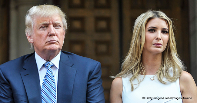 Donald Trump Once Joked That Daughter Ivanka Is 'like a Democrat'