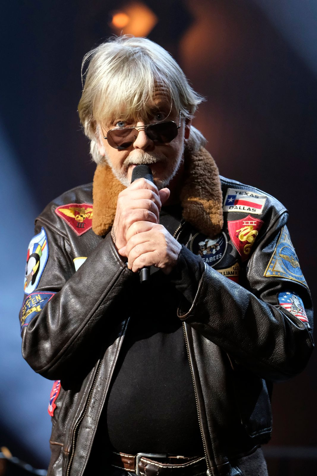 Le chanteur Renaud | Photo : Getty Images