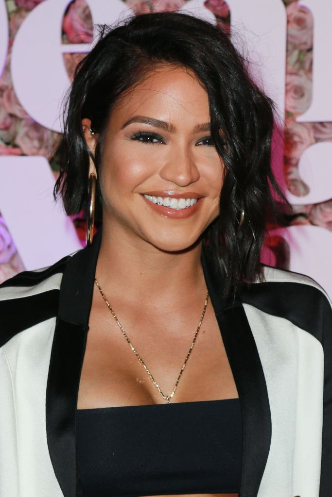 "Music artist Cassie Ventura attends the VH1's 3rd Annual ""Dear Mama: A Love Letter To Moms"" - Cocktail Reception at The Theatre at Ace Hotel 