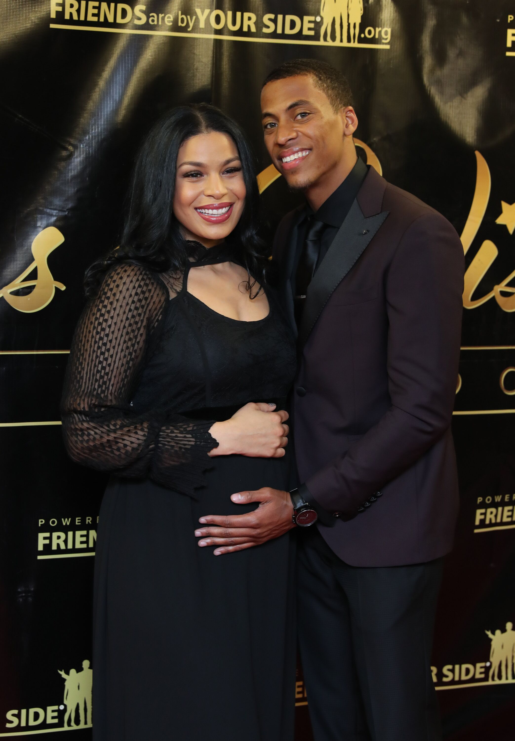Jordin Sparks and husband Dana Isaiah attend the 2017 One Night With The Stars Benefit at The Theater at Madison Square Garden on December 4, 2017 in New York City. | Source: Getty Images