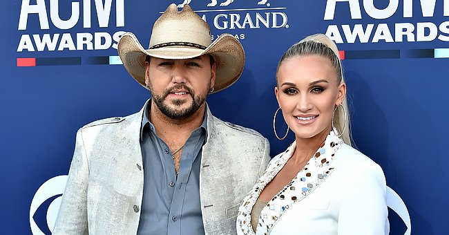 See Rare Family Portrait Jason Aldean's Wife Brittany Shared of Her Husband & Beautiful Kids