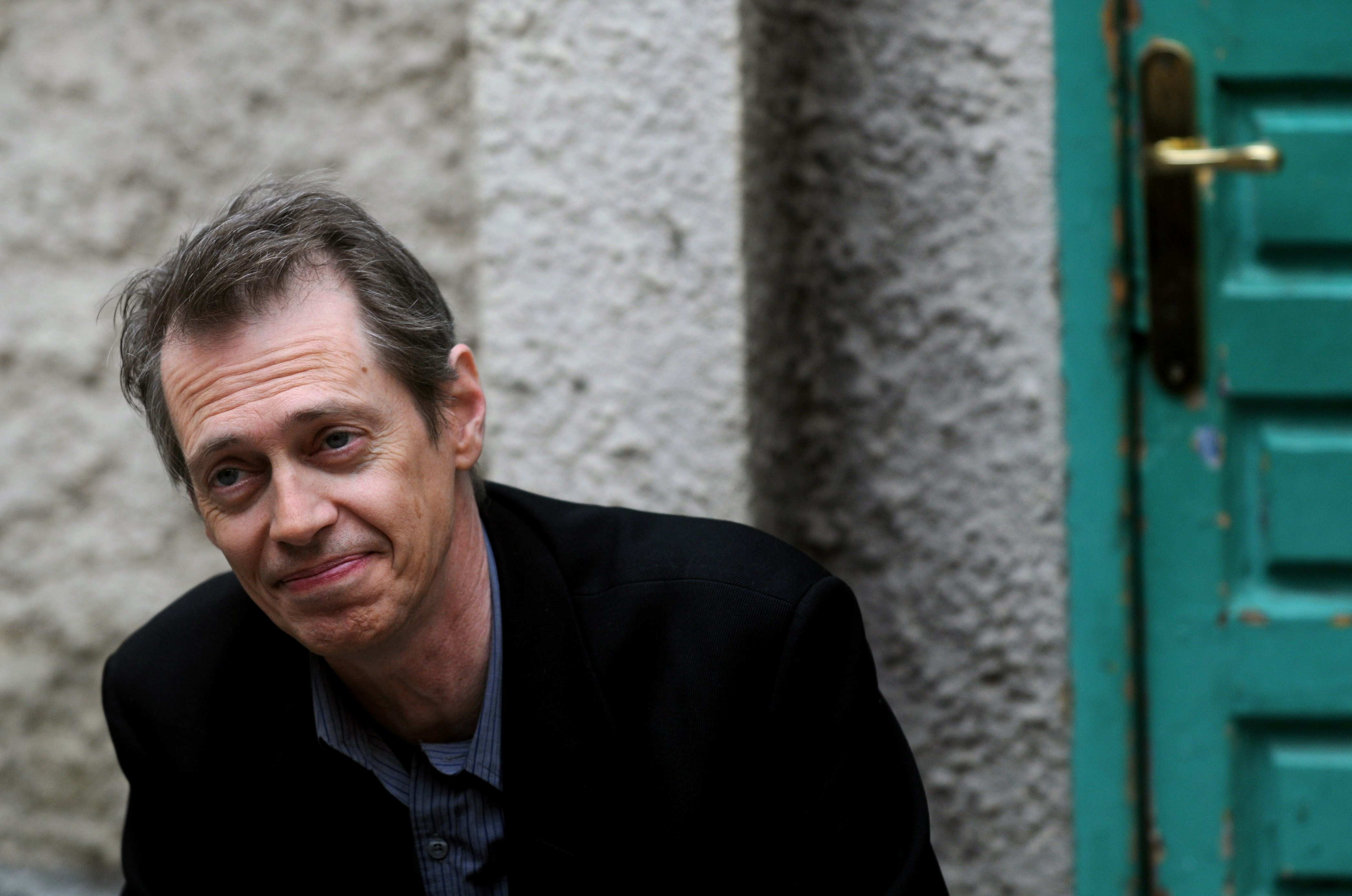 Steve Buscemi in Rome, Italy to present his new film 'Interview' in Rome, Italy on March 27, 2008 | Photo: GettyImages