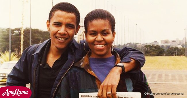 Former president Barack Obama shares heartwarming tribute on wife Michelle's 55th birthday