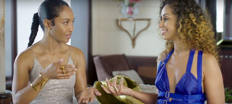 Source: YouTube / VH1 / Chilli & Mya's Beauty Tips 💅 Girls Cruise
