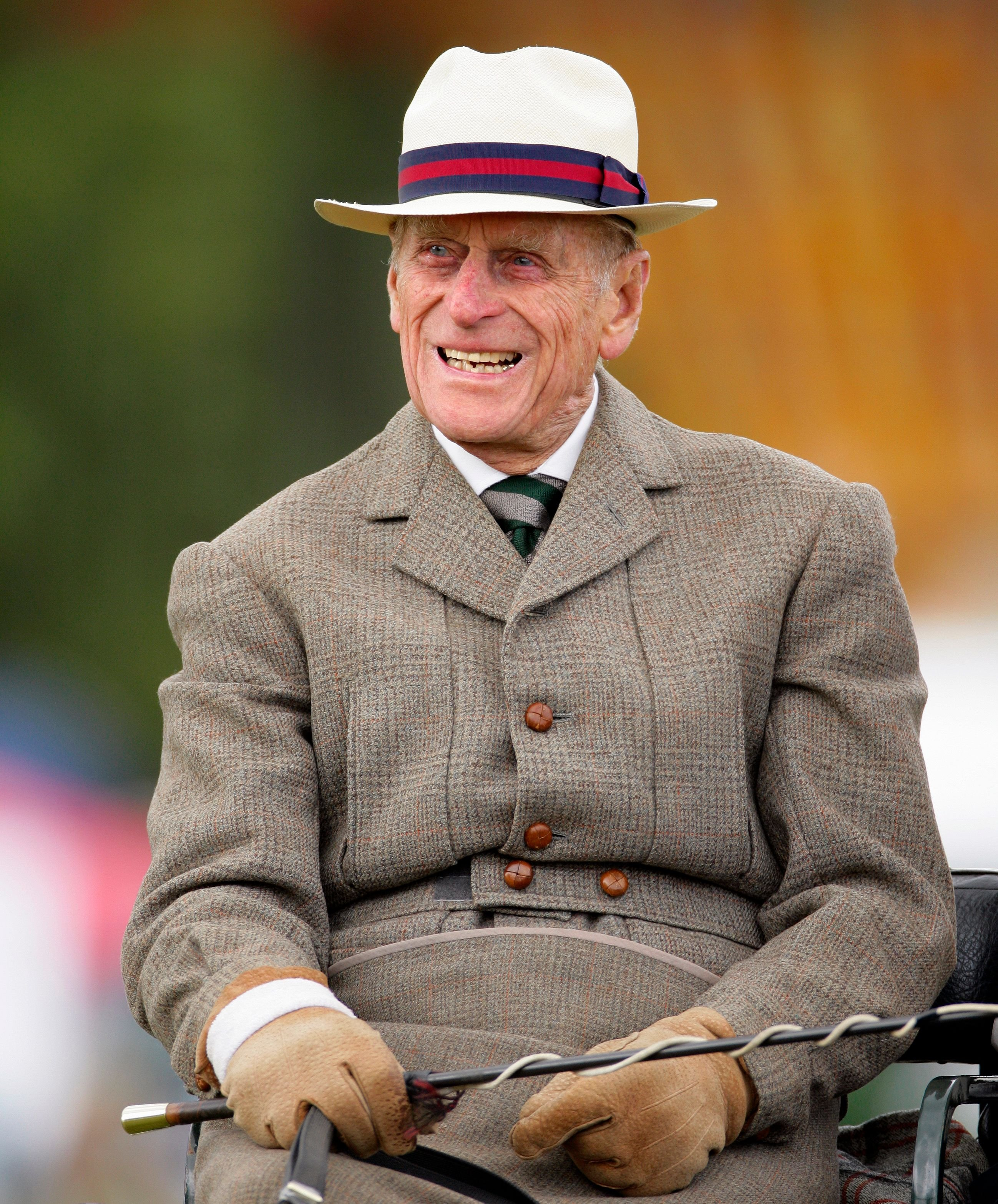 Prince Philip on May 15, 2011 in Windsor, England. | Photo: Getty Images