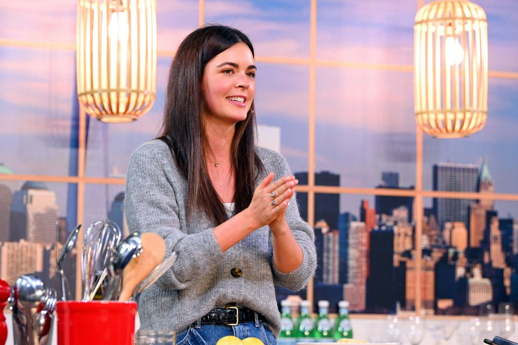 Katie Lee onstage during the Grand Tasting presented by ShopRite at The IKEA Kitchen on October 12, 2019 in New York City. | Photo: Getty Images.