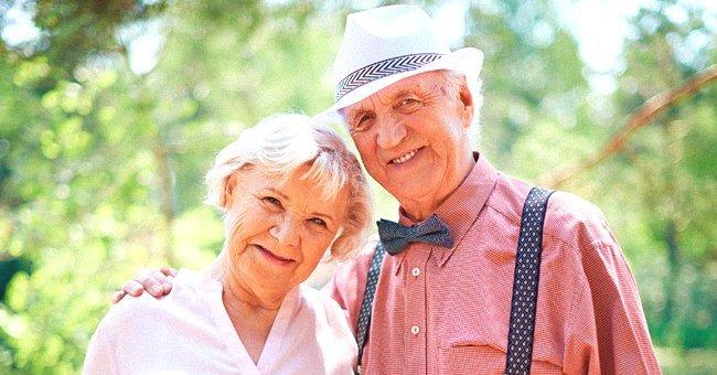 Photo of an elderly couple | Photo: Shutterstock.com