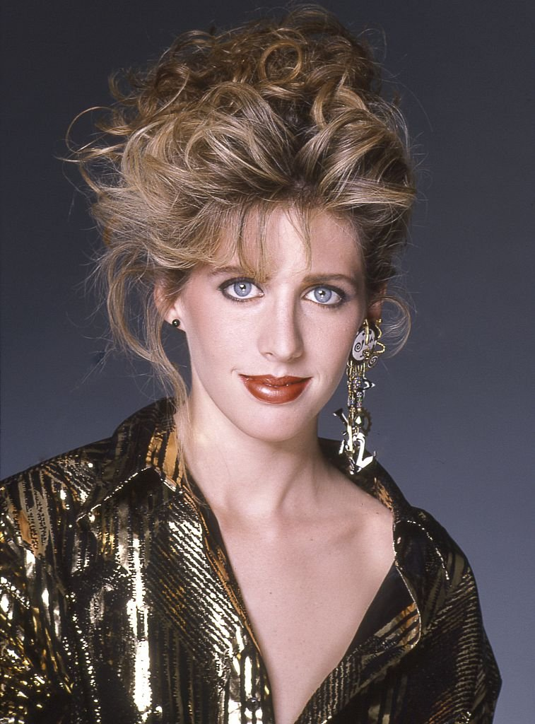 Actress Tracy Nelson poses for a portrait in 1986 in Los Angeles, California | Photo: GettyImages