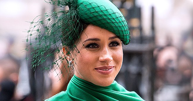 Meghan Markle Fans React to Her Green Ensemble Chosen for Commonwealth Day Service