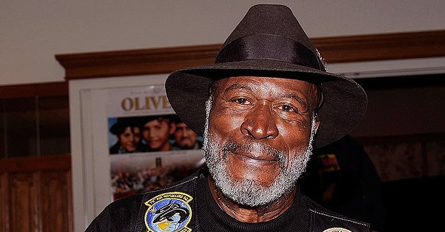 'Good Times' Star John Amos Shares Rare TBT Photo with His Mom Showing Their Uncanny Likeness