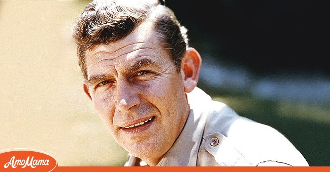 """Photo of """"The Anfy Griffith Show"""" star, Andy Griffith   Photo: Getty Images"""