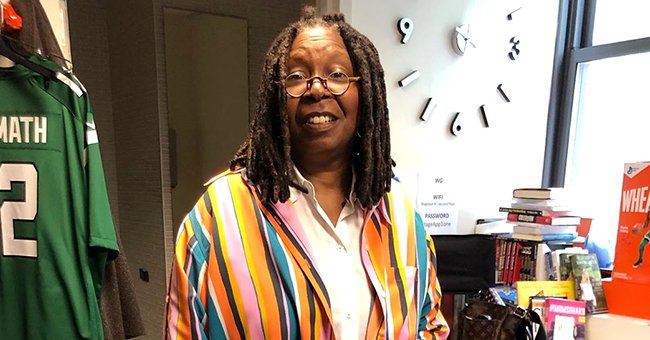 Whoopi Goldberg's Granddaughter Jerzey Kennedy Stuns in White Top & Black Skirt in a Photo