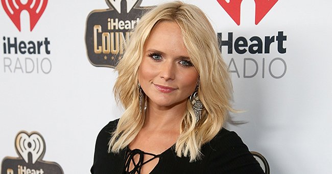Miranda Lambert Shares Sweet Thanksgiving Message with a Photo Posing with a Beautiful Horse