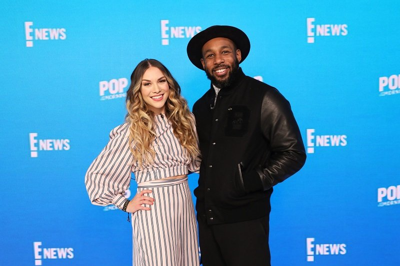 Allison Holker and Stephen 'tWitch' Boss on February 18, 2020 | Photo: Getty Images