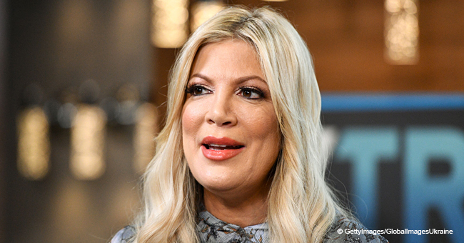 Tori Spelling Reveals Music-Themed Cake for Son's Birthday Amid Reported Financial Problems