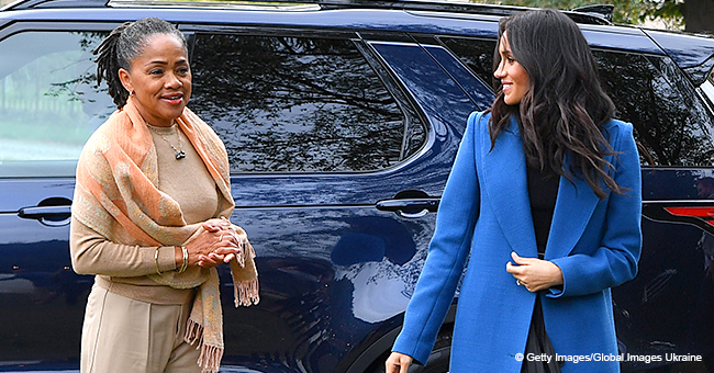 Meghan Markle's Mother Doria Ragland Reportedly in London Before Birth of Royal Baby