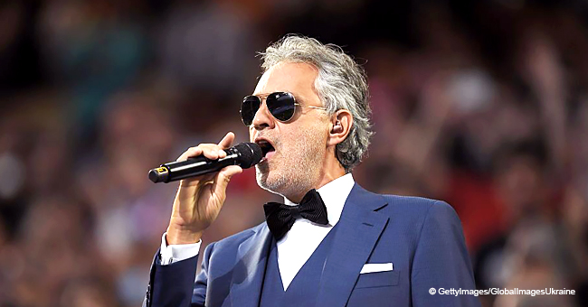 Andrea Bocelli enthüllte einmal die traurige Wahrheit, dass man ihn hatte abtreiben wollen