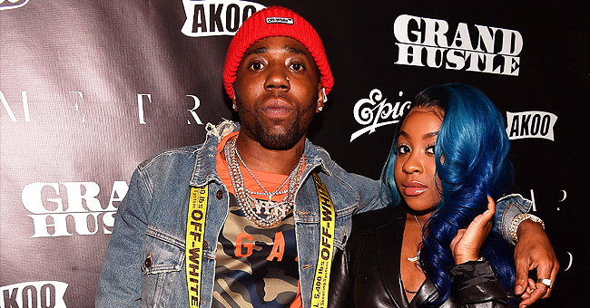 Reginae Carter Reveals Why She Is Still Dating YFN Lucci despite His Behavior