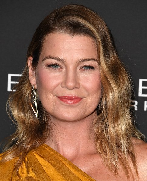 Ellen Pompeo at The Getty Center on October 21, 2019 in Los Angeles, California. | Photo: Getty Images