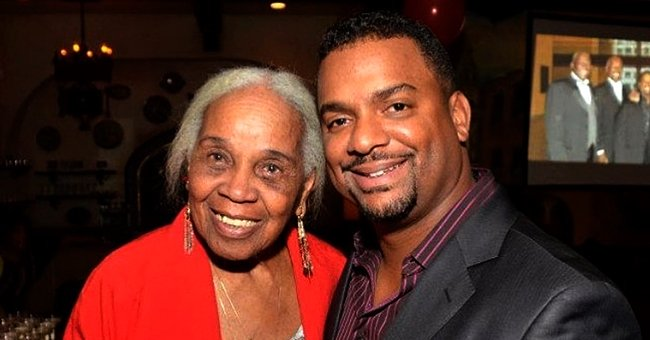Alfonso Ribeiro Pens Emotional Tribute to His Grandma on What Would Have Been Her 99th Birthday