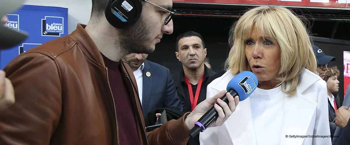 Brigitte Macron s'est fait huer lors d'un événement de charité où elle n'a pas pu commencer son discours