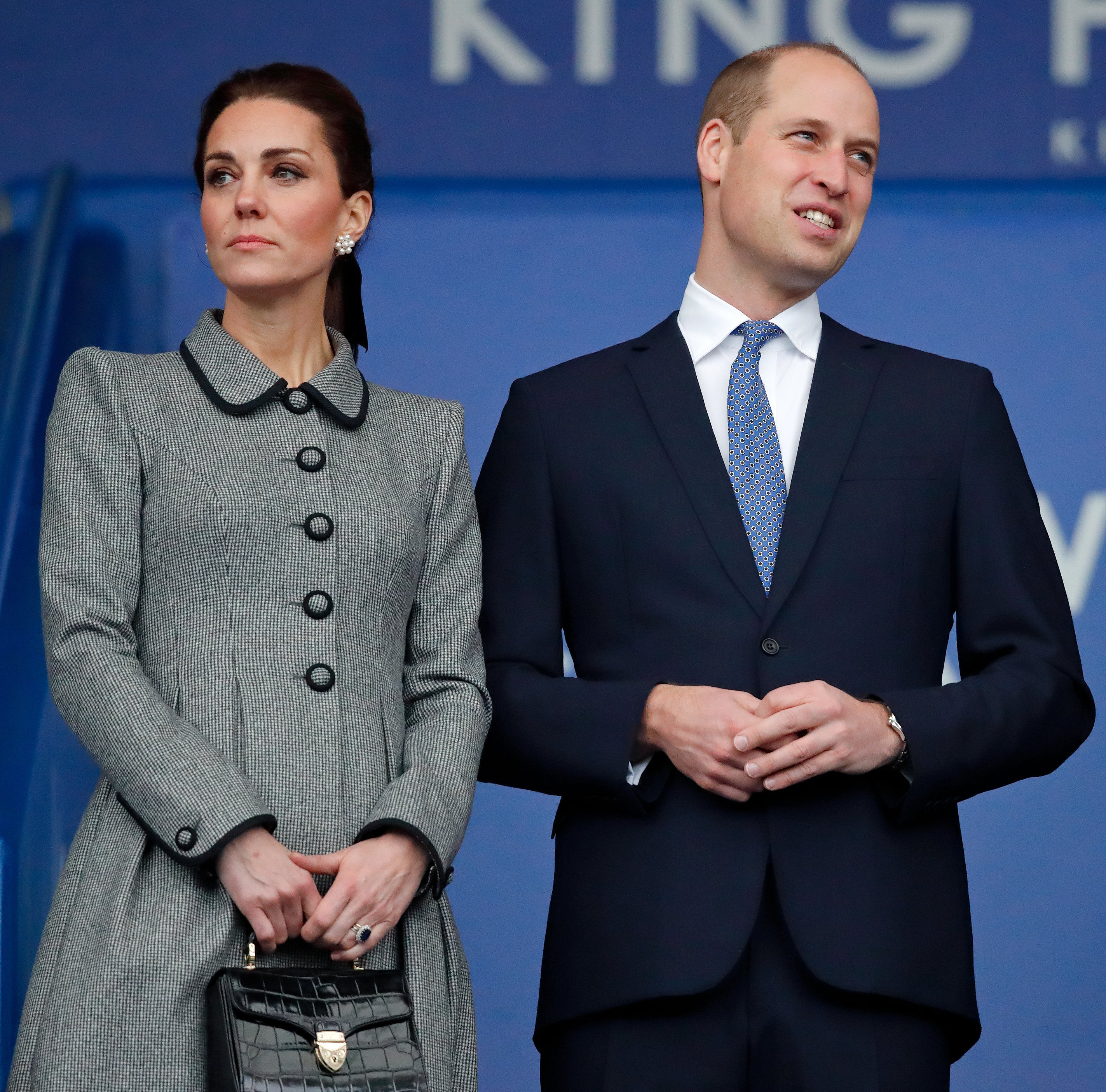 The Duke and Duchess of Cambridge are unlikely to be chosen as godparents by the Duke and Duchess of Sussex. | Photo: Getty Images