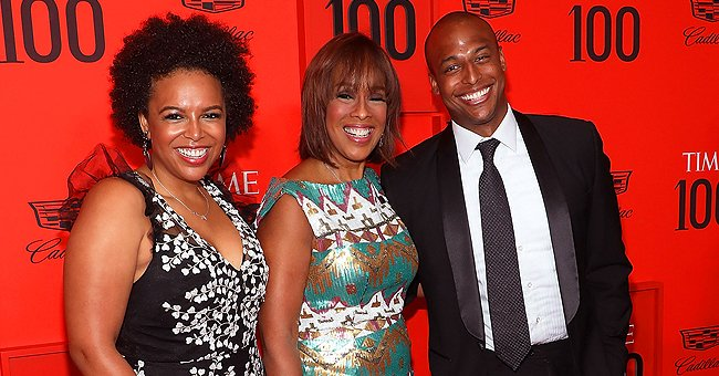 Gayle King of 'CBS This Morning' Is Doting Mother to Son William and Daughter Kirby