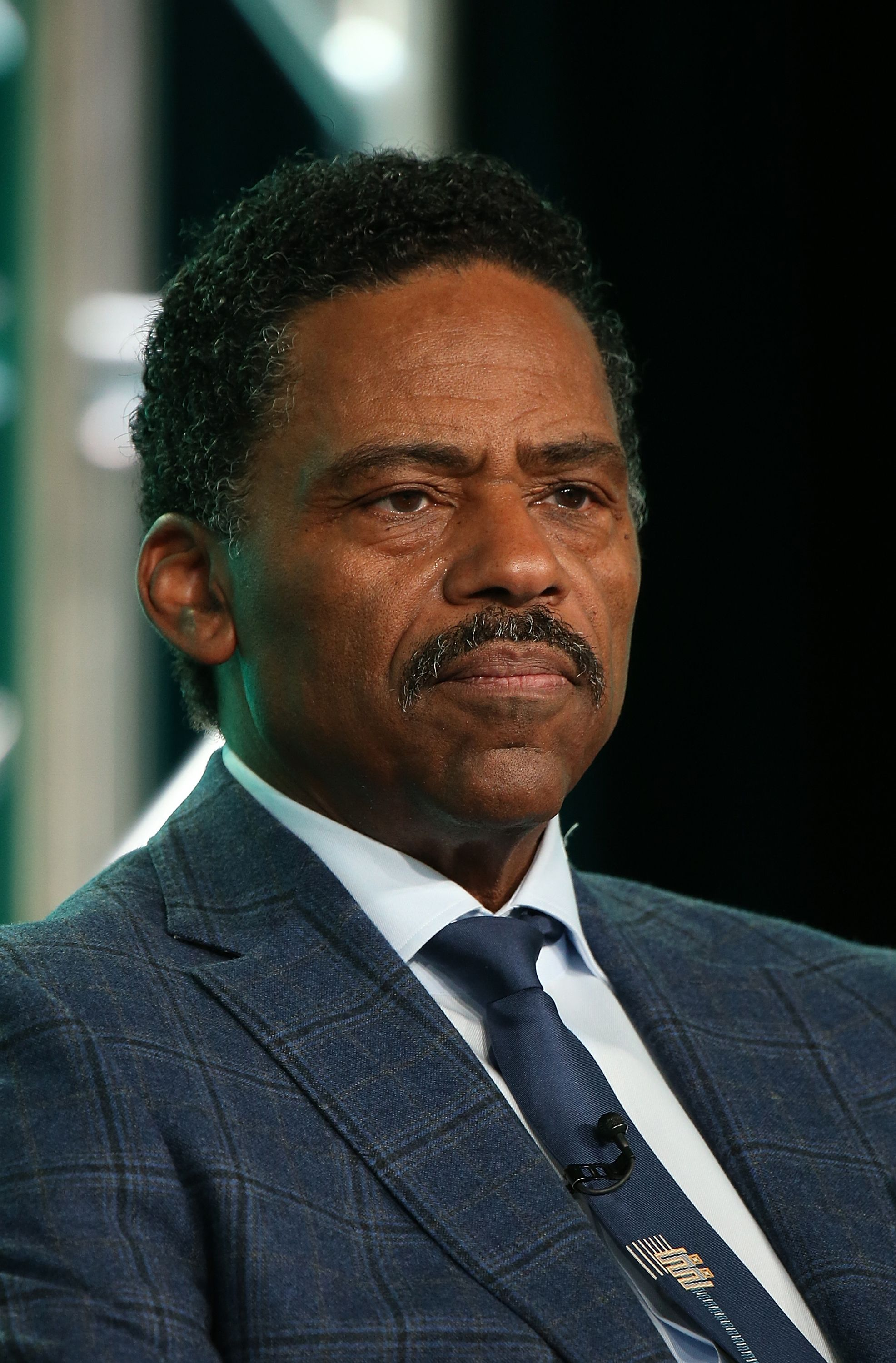 Richard Lawson speaks onstage at the 2018 Winter TCA in 2018 in Pasadena, California | Source: Getty Images