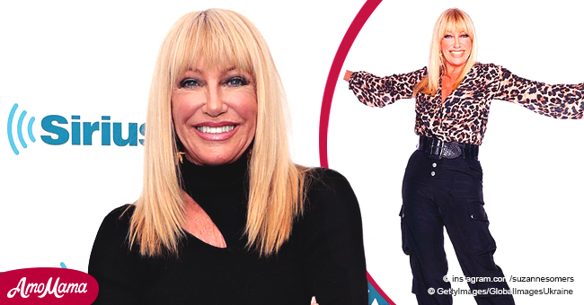 Suzanne Somers Calls Cancer 'One of the Greatest Gifts' She Has Had in a Candid New Interview