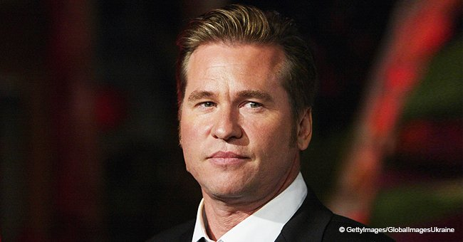 Val Kilmer's Daugher Had Been Hospitalized Shortly after He'd Been Diagnosed with Throat Cancer