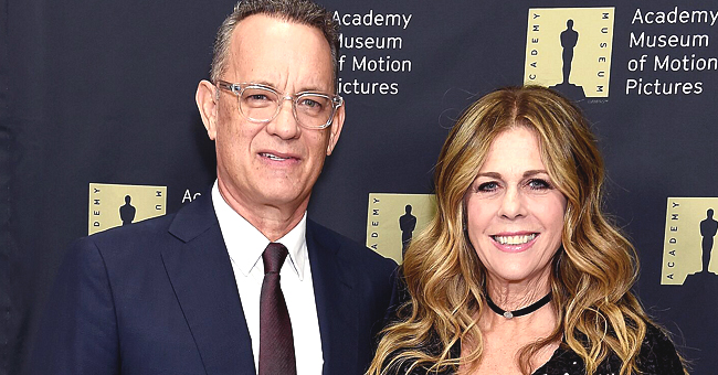 Rita Wilson Shares Rare Throwback Photo from a Date Night with Young Tom Hanks