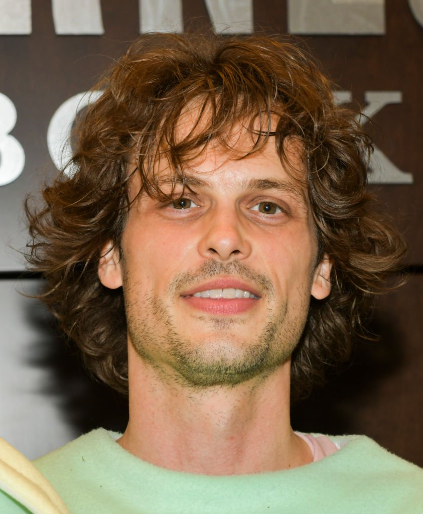 "Matthew Gray Gubler celebrates his new book ""Rumple Buttercup: A Story of Bananas, Belonging, and Being Yourself"" 
