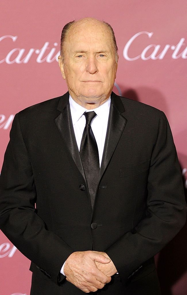 Robert Duvall attends the 26th Annual Palm Springs International Film Festival Awards Gala. | Source: Getty Images