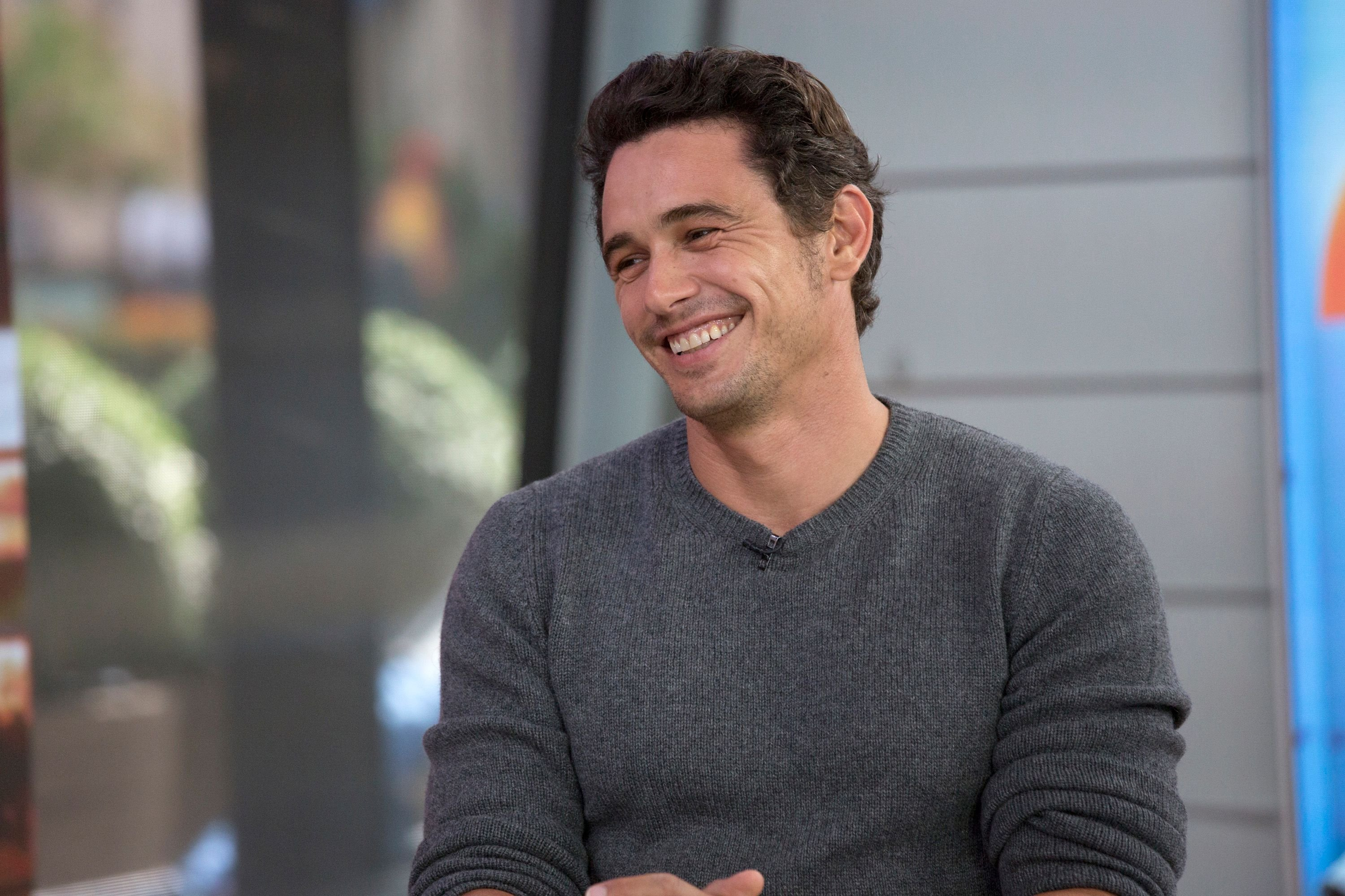 James Franco on 'TODAY' on September 9, 2017 | Photo: Getty Images