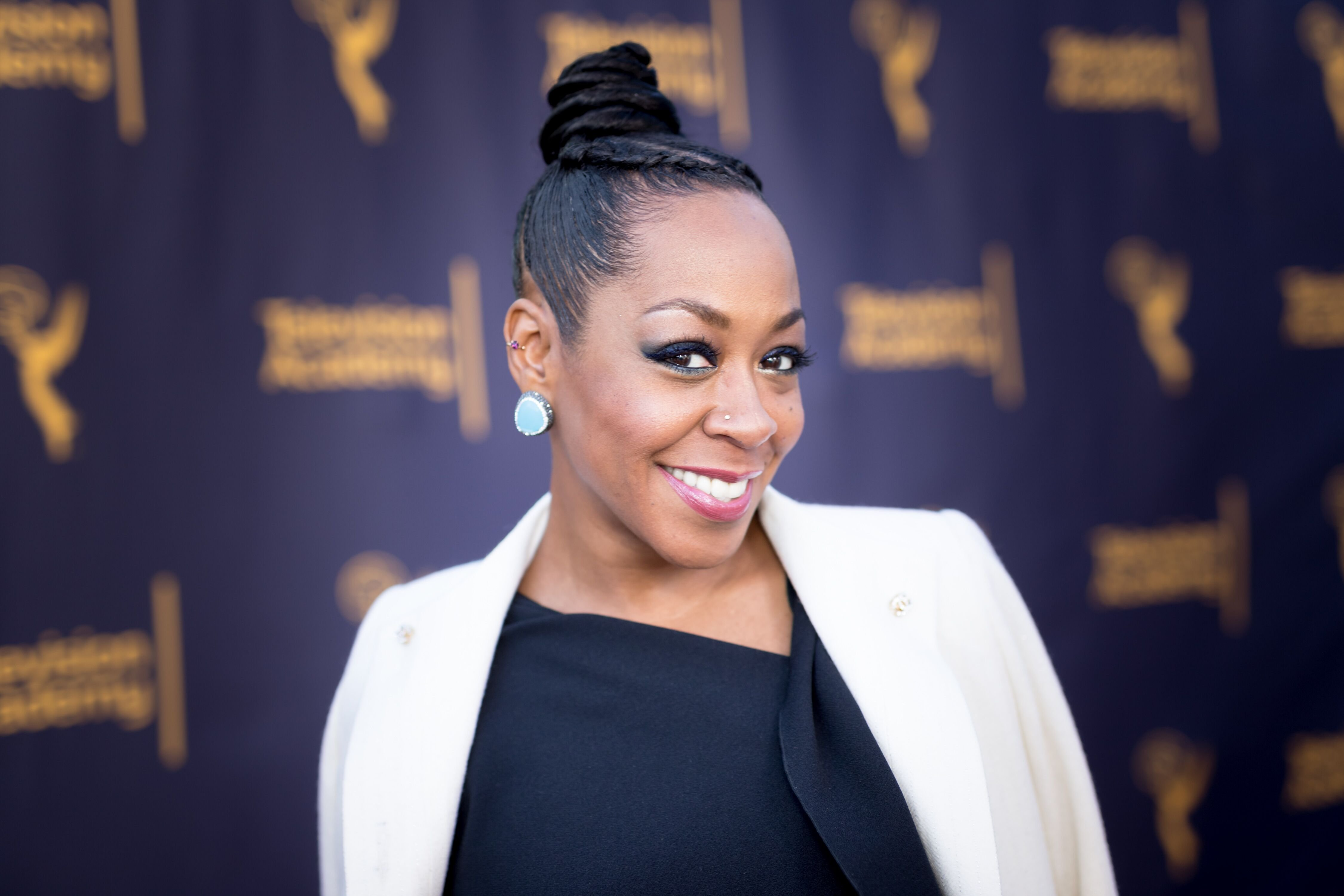 """Tichina Arnold attends the Television Academy's """"Story TV: Adventures In Hollywood"""" at Wolf Theatre on June 13, 2017 in North Hollywood, California 