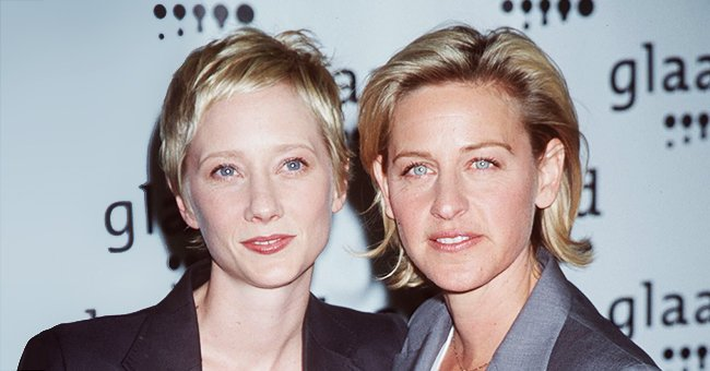 ET Online: DWTS' Anne Heche Says It Would Be Exciting to Reunite with Her Ex Ellen DeGeneres