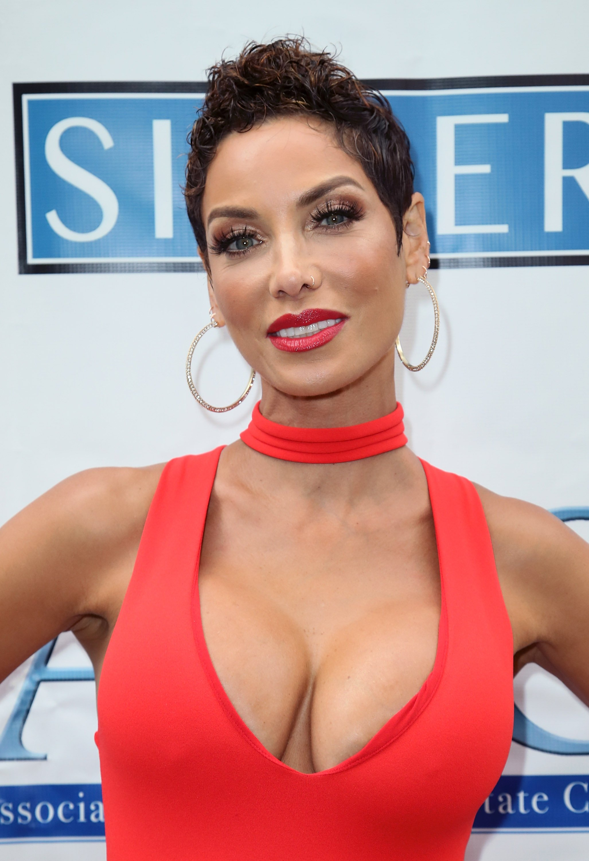 Nicole Mitchell Murphy at a breast and prostate cancer studies luncheon in Los Angeles in May 2017. | Photo: Getty Images