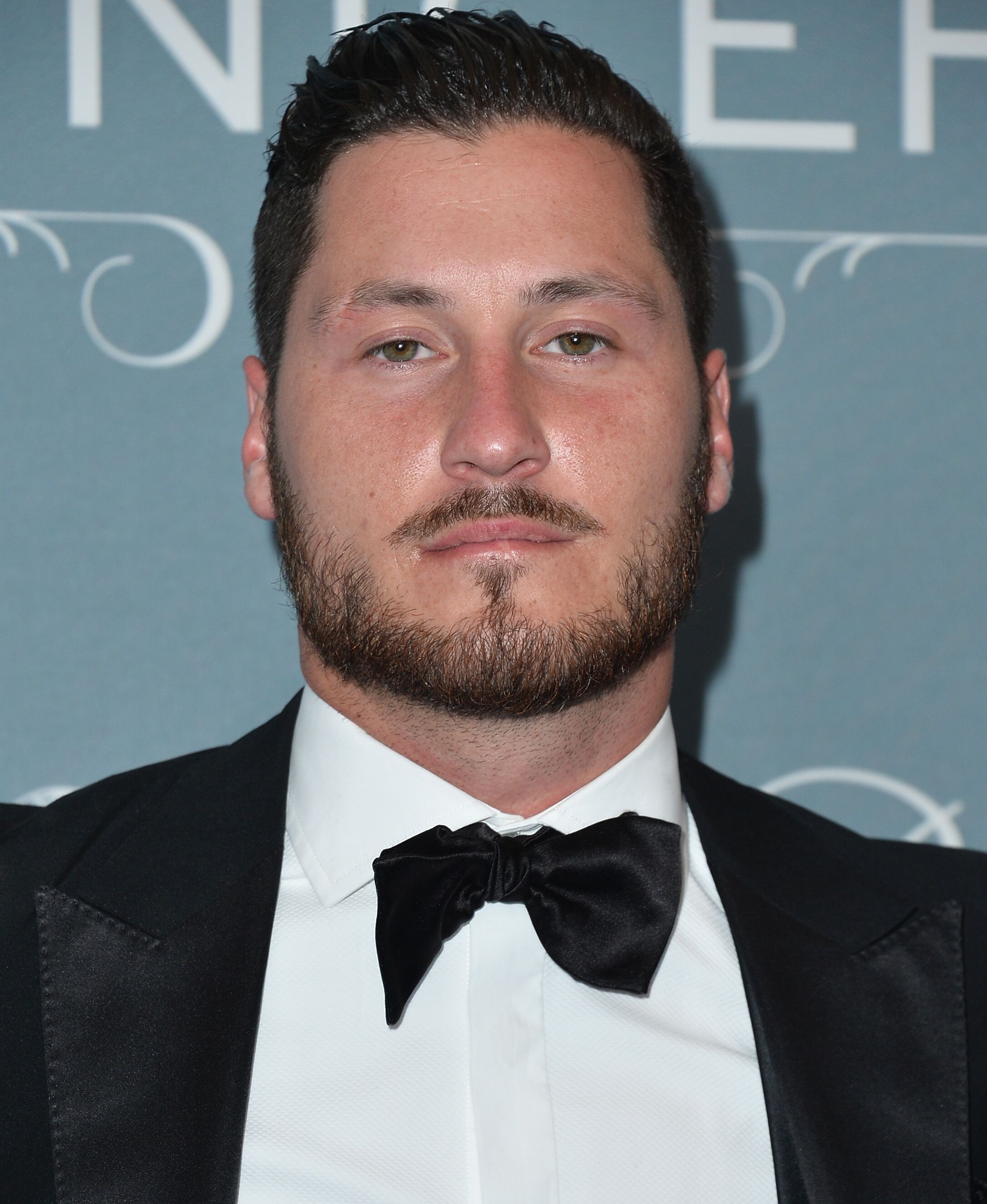 Val Chmerkovskiy arrives to the 2014 UNICEF Ball Presented by Baccarat at the Regent Beverly Wilshire Hotel  | Getty Images