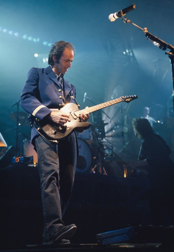 Jean-Jacques Goldman sur scène | Photo : Getty Images