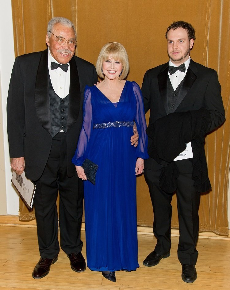 (L-R) James, Cecilia, and Flynn at Kimmel Center for the Performing Arts in Philadelphia, Pennsylvania on Nov. 19, 2012   Photo: Getty Images