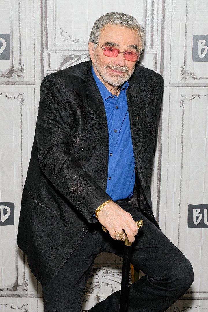Burt Reynolds. I Image: Getty Images.