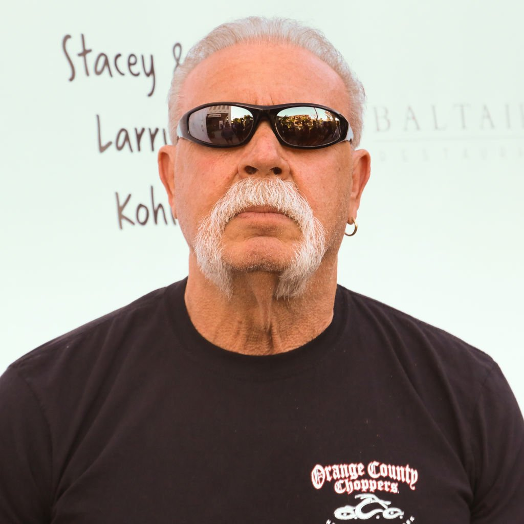 Paul Teutul Sr. arrives for the George Lopez Foundation 10th Anniversary Celebration Party at Baltaire on April 30, 2017 | Photo: Getty Images
