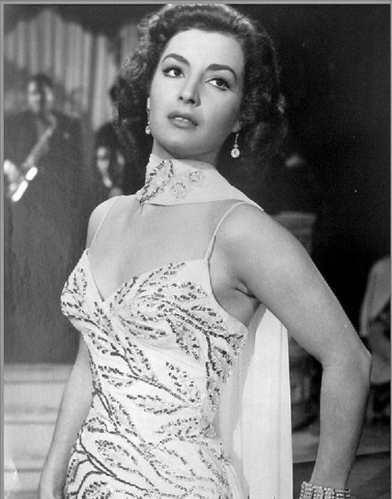 Elsa Aguirre, famosa actriz mexicana. | Imagen: Flickr