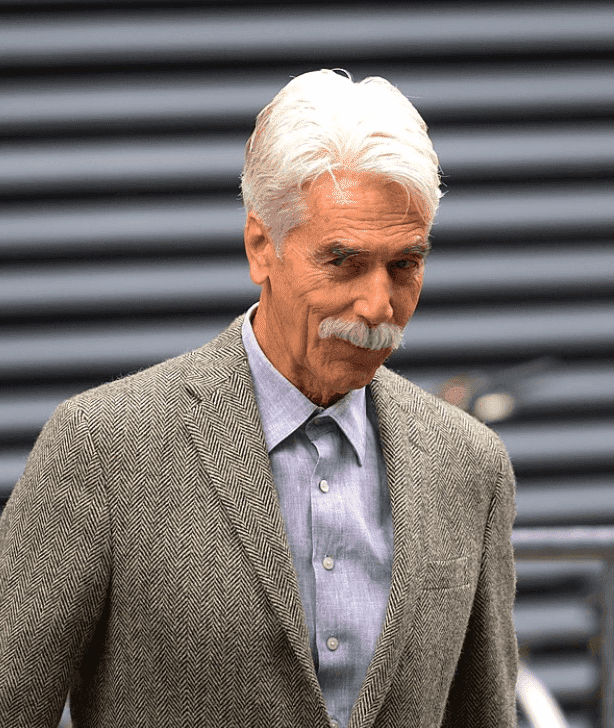 Sam Elliott at the TIFF 2018. Image credit: Wikimedia Commons/John Bauld