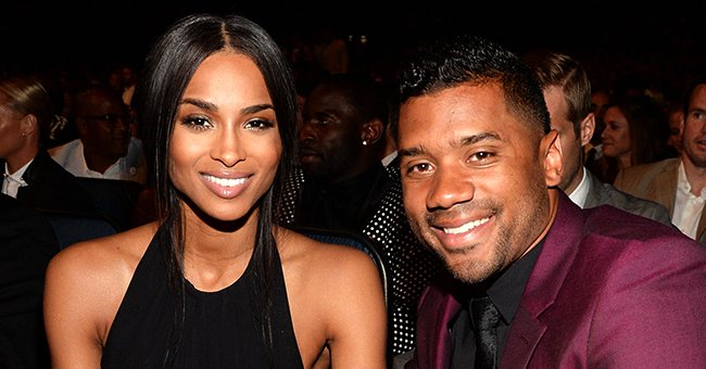 Ciara Pays Tribute to Husband Russell Wilson in a Touching Father's Day Post
