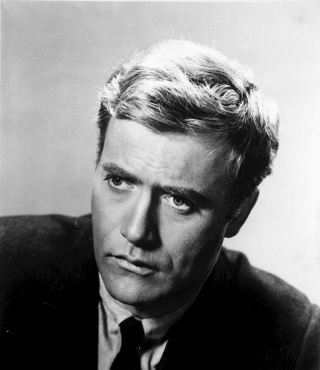 Vic Morrow publicity portrait for the film 'Portrait Of A Mobster', 1961.   Source: Getty Images