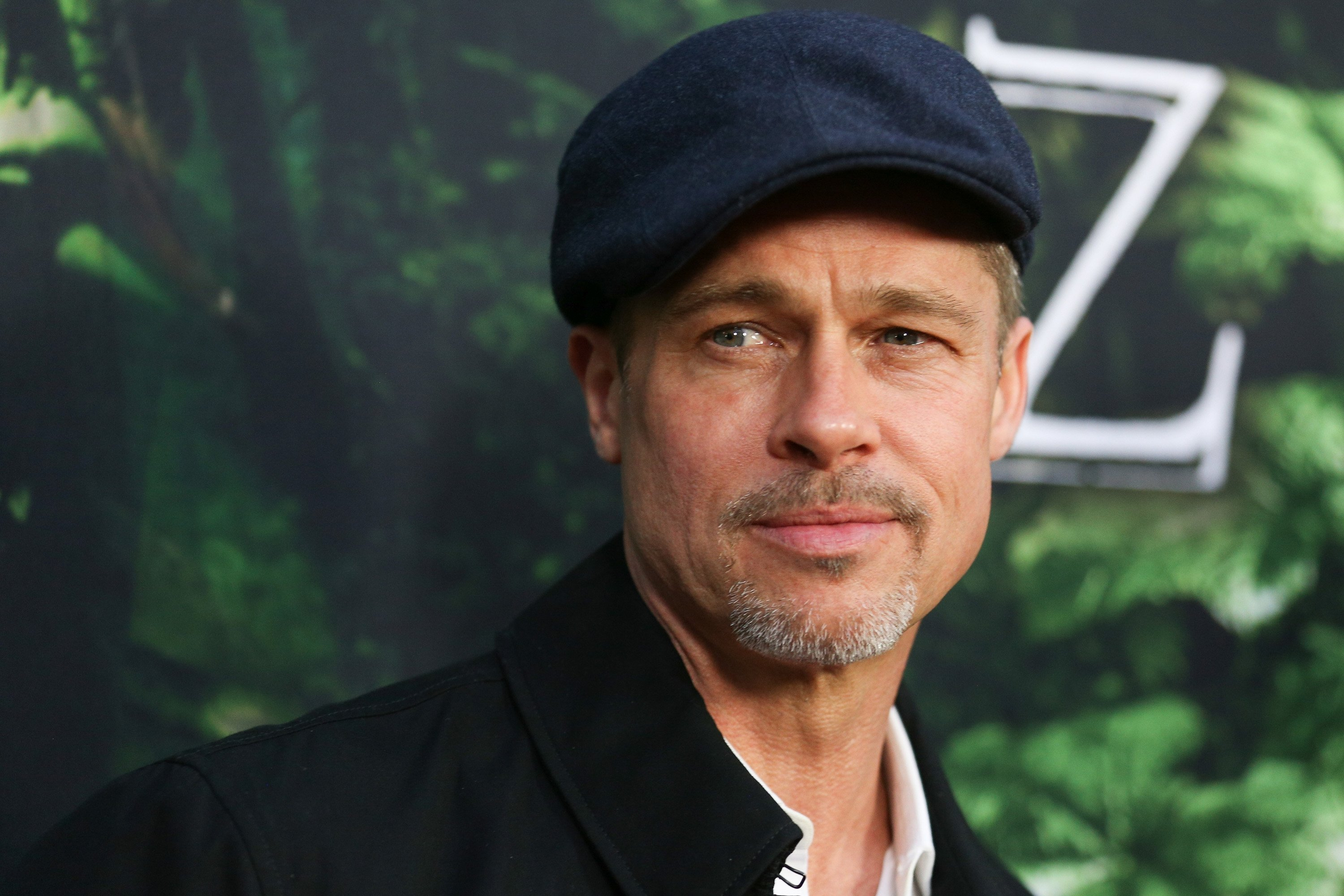 "Brad Pitt, Premiere ""The Lost City of Z"" in Hollywood, 2017 