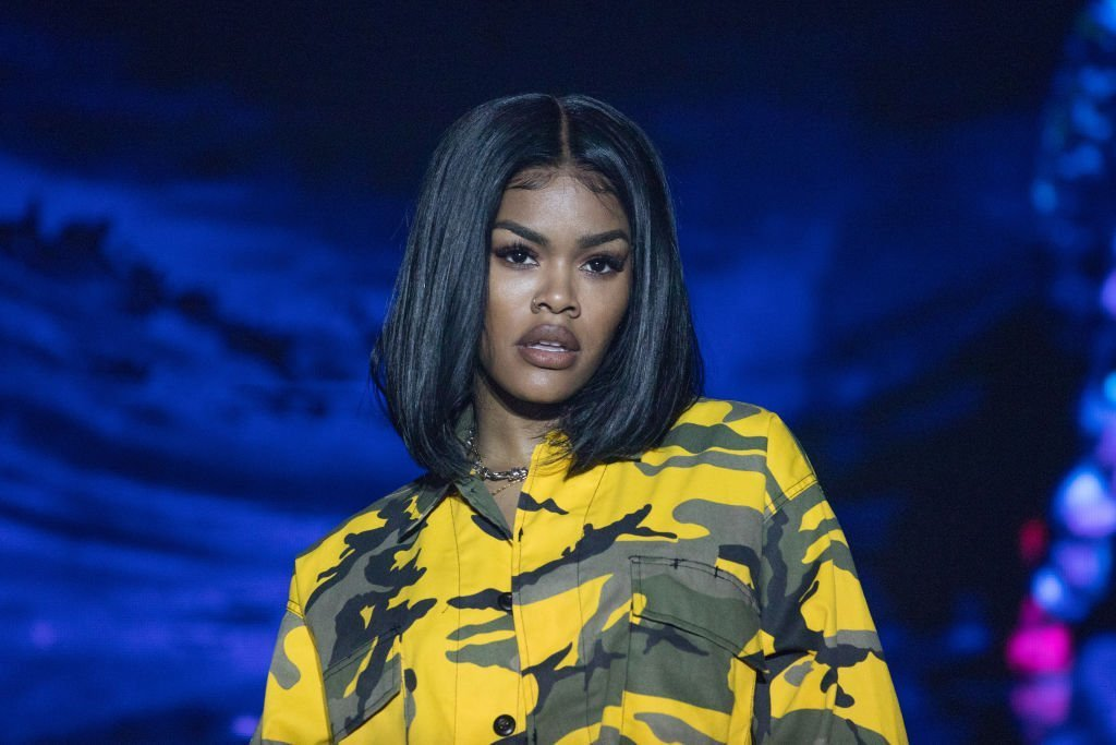 Teyana Taylor performs at the 'Keep the Promise' 2019 World AIDS Day Concert Presented by AIDS Healthcare Foundation | Photo: Getty Images