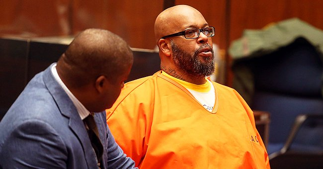 Suge Knight's Lookalike Son Suge Jacob Knight & Adorable Black-Haired Granddaughter - Meet Them